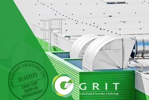 El gas RS de Grit es la mejor solución