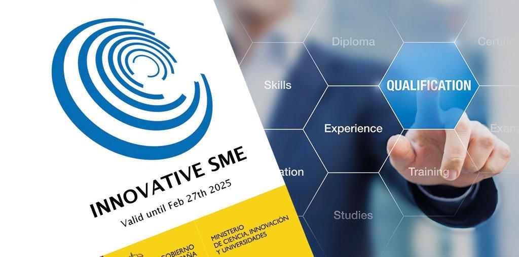 Es reconeix la tasca de l'empresa GRIT amb el segell de PIME innovadora 2020